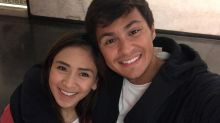Matteo Guidicelli: Sarah and I are not rushing for a baby