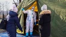 World on brink of 'catastrophic failure' during Covid pandemic