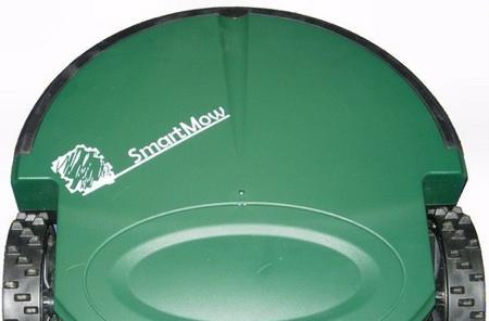 SmartMow mows the lawn but won't accept a glass of lemonade