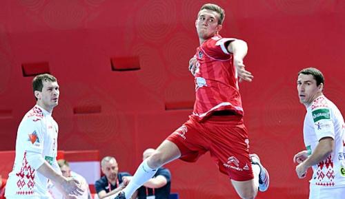 Handball-EM: Traumstart für Kroatien, Frankreich mit Zittersieg