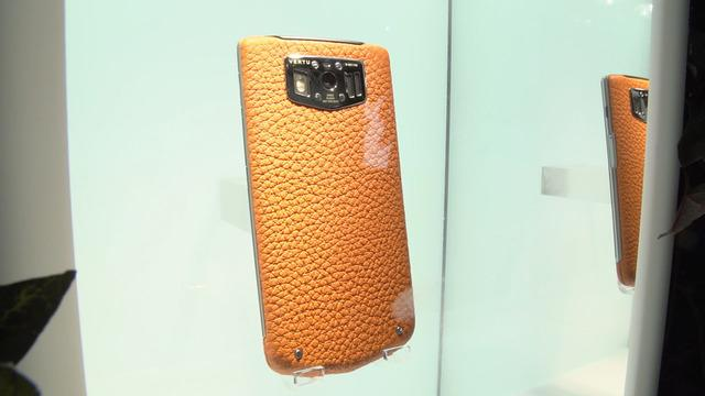 The Vertu Constellation: a $6,000 Android phone