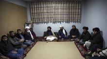 Taliban team arrives in Kabul to monitor prisoner release