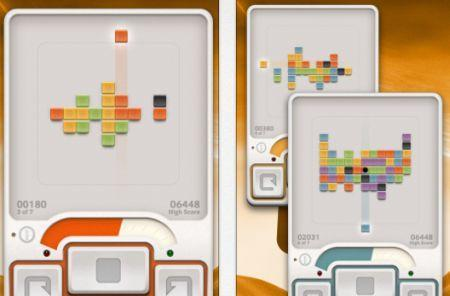 Daily iPhone App: Mosaique is an original and inventive puzzle game