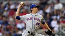 Mets ace Jacob deGrom suffers injury setback, out until at least September