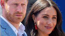 Harry and Meghan claim member of royal family made racist comment about Archie
