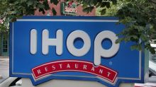 IHOP's name-change stunt helped double its burger sales