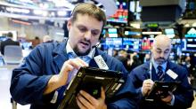Wall Street opera mixto a media sesión y Dow Jones sube un 0,13 %
