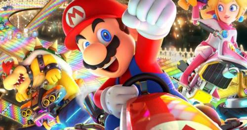 Sport Auto - jeux vidéo - Mario Kart 8 Deluxe : Des petites nouveautés bienvenues