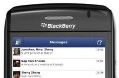 Facebook Messenger for BlackBerry reaches App World, sates compulsive chatters