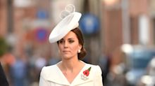 The subtle way Kate Middleton hid her pregnancy