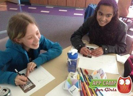 App Camp for Girls would introduce girls to coding