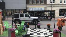 Regina Park(ing) Day reimagines street spaces