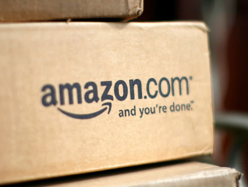 finance.yahoo.com: German union calls four-day strike at Amazon sites ahead of Easter