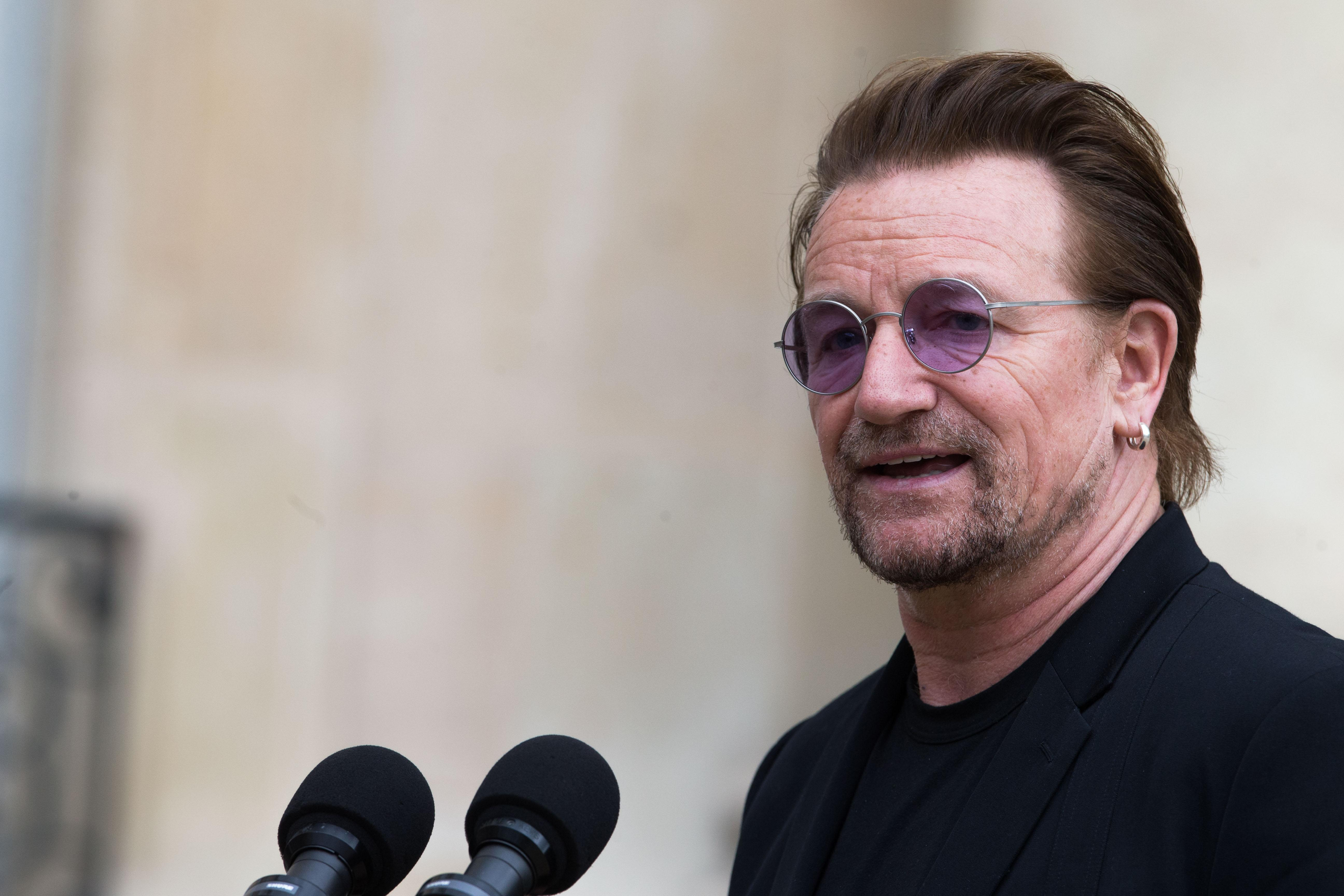 Bono Apologizes Over Reports of Bullying and Harassment at His Charity