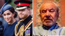 Lord Alan Sugar slammed for Meghan Markle jab: 'I don't believe her'