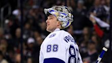 Lightning sign Andrei Vasilevskiy to 8-year, $76M extension