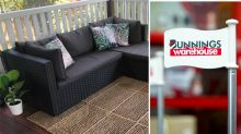 $2.50 Bunnings buy transforms outdoor area: 'So clever'