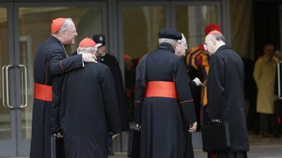 Cardinals Count Down to Conclave
