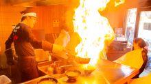 Menbaka Fire Ramen opens first-ever overseas outlet at Cineleisure Orchard