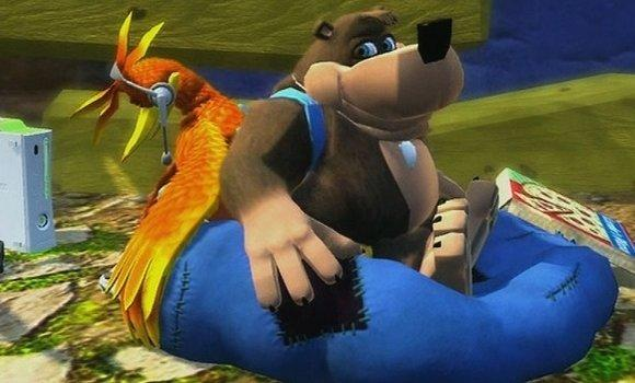 Banjo-Kazooie: Nuts & Bolts now on demand