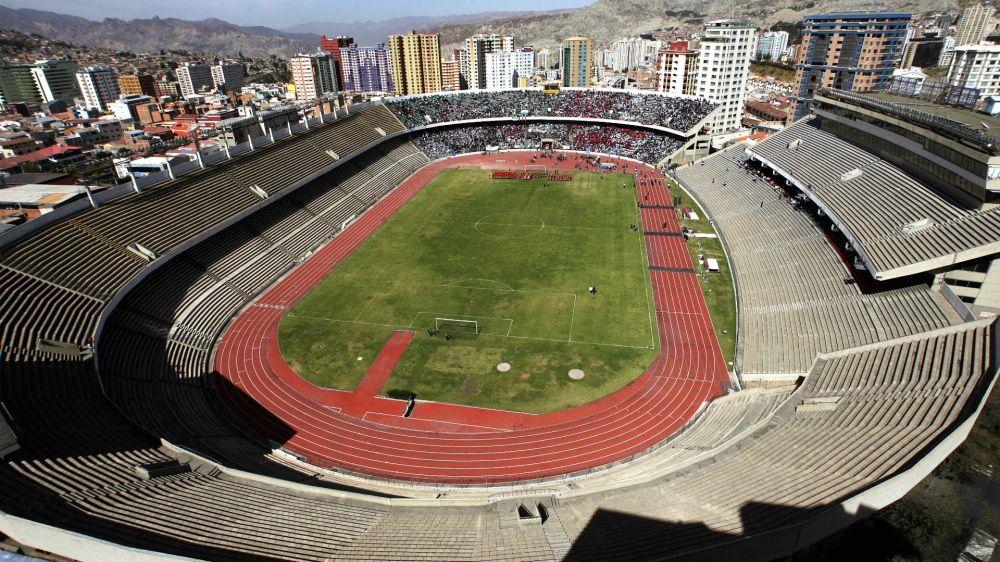 El estadio Hernando Siles se cerrará desde el 27 de noviembre