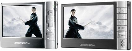 Archos 404 and 604 now on pre-order