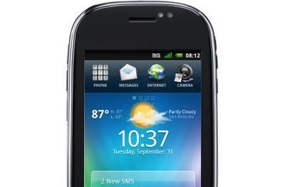 Dell Aero is AT&T's second Android phone