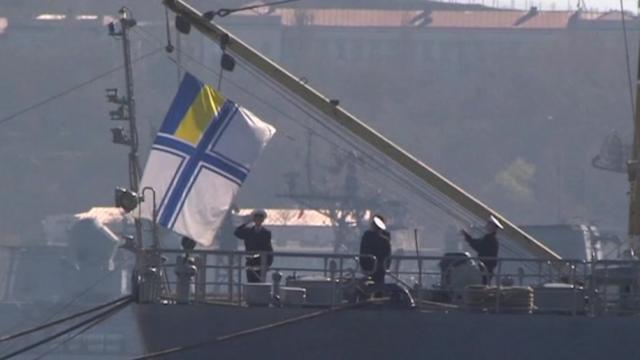 Diplomats converge on Kiev as Russian takeover of Crimea peninsula nearly complete
