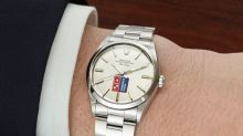 The story behind this bizarre Domino's Pizza Rolex that's up for auction