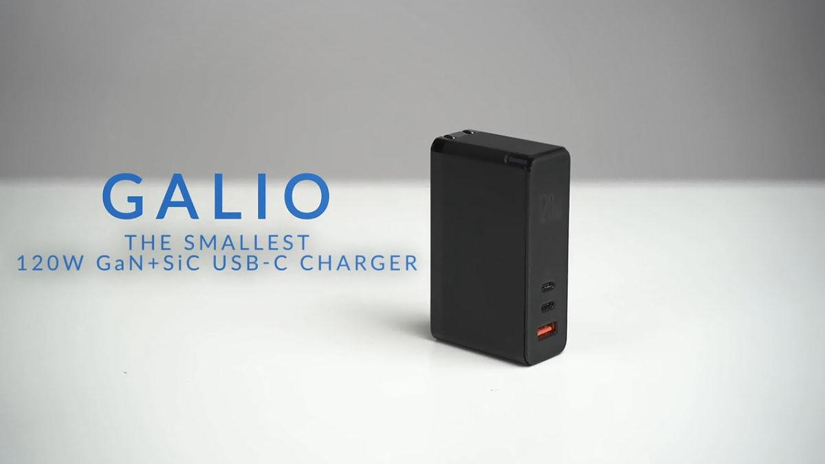 """Photo of """"2C1A"""" is 120W in total. Galio launches funding in the U.S.A."""