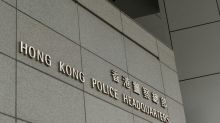 Hong Kong protests: construction worker found guilty of rioting during siege of police headquarters
