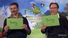 """Yahoo-Interview: Die """"Tabaluga""""-Stars Bully & Rick Kavanian spielen das Hochzeits-Spiel"""