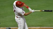 Mike Trout sets Angels record with 300th homer