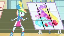 'My Little Pony Equestria Girls: Friendship Games' Reviewed By 4-Year-Old