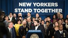Hasidic New York City Lawmaker Calls For Unity After Wave Of Hate Attacks