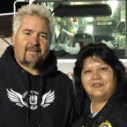Guy Fieri Surprises Brave California Firefighters with Pulled Pork Dinners