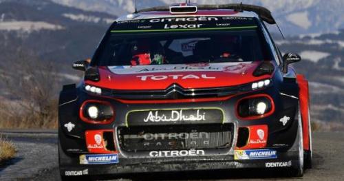 Rallye - WRC - Corse - Kris Meeke leader du Tour de Corse, Sébastien Ogier en embuscade