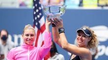 Laura Siegemund e Vera Zvonareva conquistam US Open nas duplas