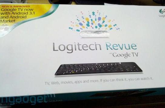 Logitech Revue on sale promising 'new & improved' Google TV with Android 3.1, Market (Update: Logitech responds)