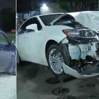 8-year-old girl seriously injured when Lexus rear ends SUV on Highway 249 in NW Harris County