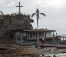 Philippine volcano recharging, scientist says, as shops, hotels told to keep shut