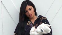 Kylie Jenner is now getting mom-shamed over her not-so-baby-friendly $1.4 million Ferrari