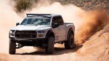 Watch Ken Block's Ford F-150 Raptor SVC bum-rush Moab