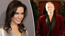 Angelina Jolie 'refused' Hugh Hefner Playboy offer