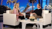 Carrie Underwood Tells Ellen DeGeneres Why She Went Public About Her Accident