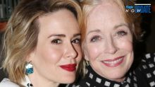 Sarah Paulson Claps Back at Critics of Her Relationship with Holland Taylor, 75