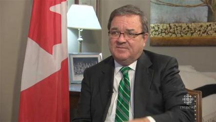 Interview with Jim Flaherty
