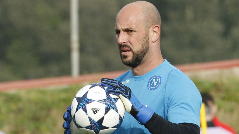 Napoli, è rebus Reina: ancora differenziato, ce la farà per la Juventus?