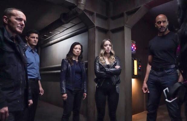 'Agents of SHIELD' Series Finale: Creators Explain Fitz's Season-Long Absence