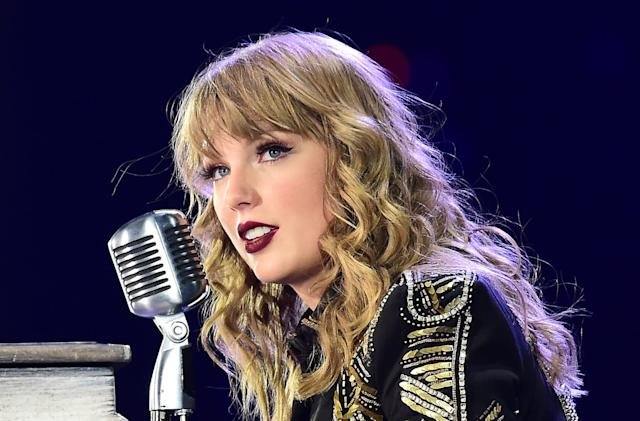 Taylor Swift concert used facial recognition tech to identify stalkers